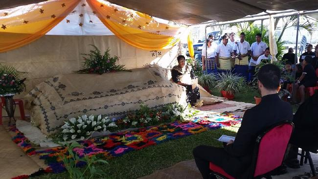Sione Vakameilalo Fifita was 22 when he died in Childers while working on the Seasonal Worker Program. Picture: Submitted