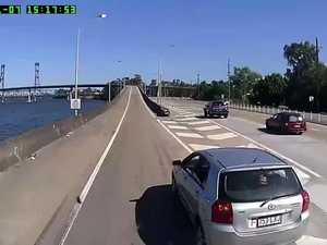 Jarrod Bligh truck dashcam