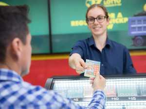 Young Toowoomba couple celebrates $10k win
