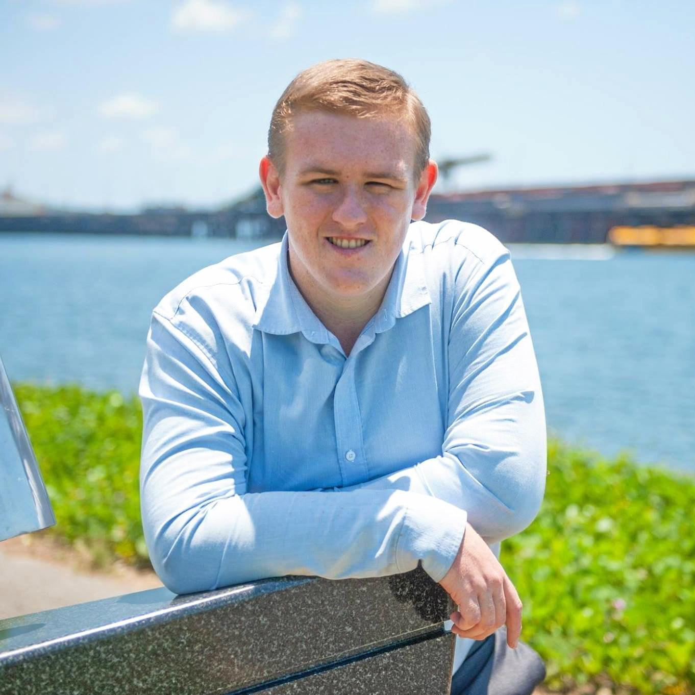 IN LINE: Chay Conaglen is expected to be named as the LNP's candidate for Gladstone.