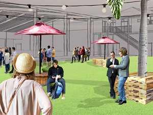 Rocky pub unveils huge new beer garden plans