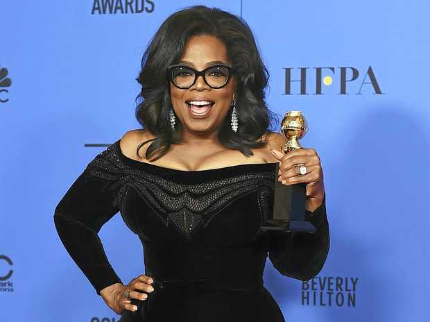 Trump camp enraged at NBC's tweet of Oprah as 'our future president'
