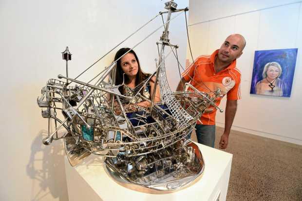 Hervey Bay Regional Gallery exhibition -