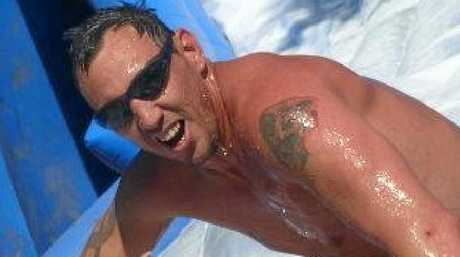Kevin John Ryan, 40, was the victim of a fatal stabbing in Emu Park on Wednesday afternoon.