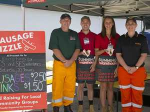 Rural fire brigades to snag a tasty funding boost
