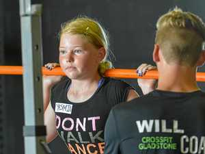 PHOTOS: SUNfest Crossfit Classes