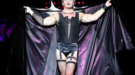 Allegations against Craig McLachlan relate to a 2014 Melbourne production of The Rocky Horror Show. He denies all allegations. Picture: Calum Robertson