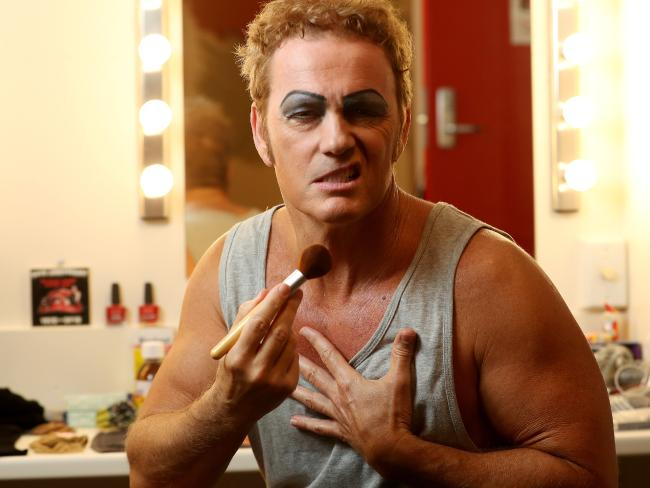 Craig McLachlan has strenuously denied all allegations. Picture: Calum Robertson