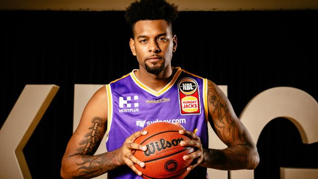 Sydney Kings import Jeremy Tyler has already been shown the door. Picture: Jonathan Ng