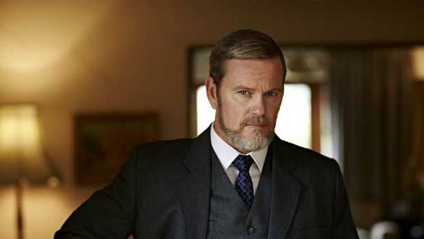 The Doctor Blake Mysteries has been pulled from ABC's iview. Picture: Seven Production of Doctor Blake Mysteries on hold
