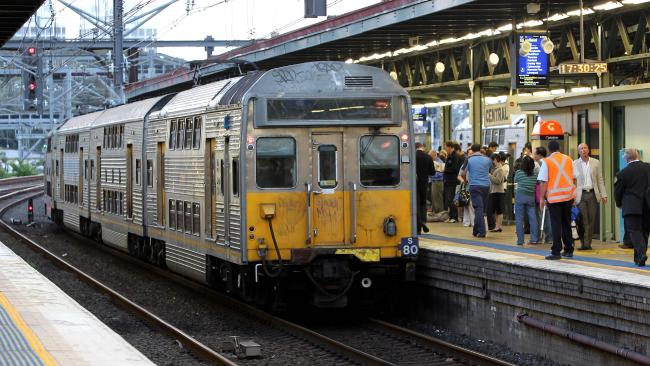 There have been concerns older trains drafted back into service following a timetable review may be more prone to failure than newer models.