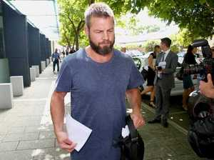 Ben Cousins walks free from jail