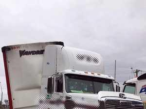 Truckie loses runaway trailer