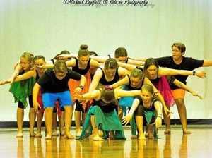 Summer school for dancers
