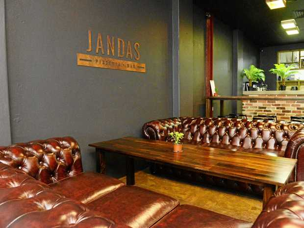 GONE FOR NOW: Janda's Pizzeria has closed its doors after opening in July 2016.