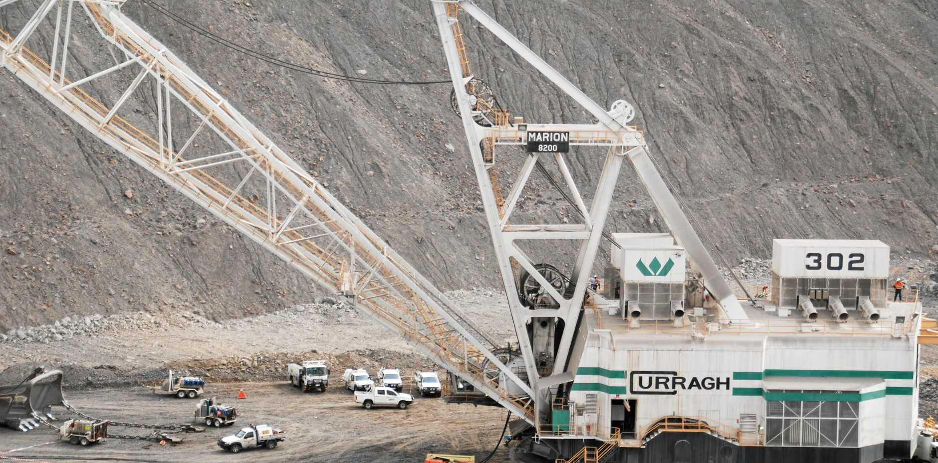 Wesfarmers Curragh coal mine sold to US giant