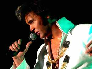 Don't be alarmed if you see Elvis in Lismore today