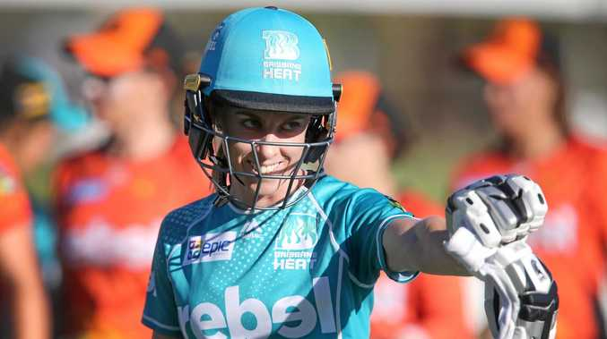LOOK, EAT STREET: Brisbane captain Kirby Short and her team will bring the Heat to Mackay, while the return of Eat Street will bring a crossover of fans.