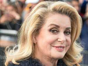 Men should be free to hit on women, says actress Deneuve
