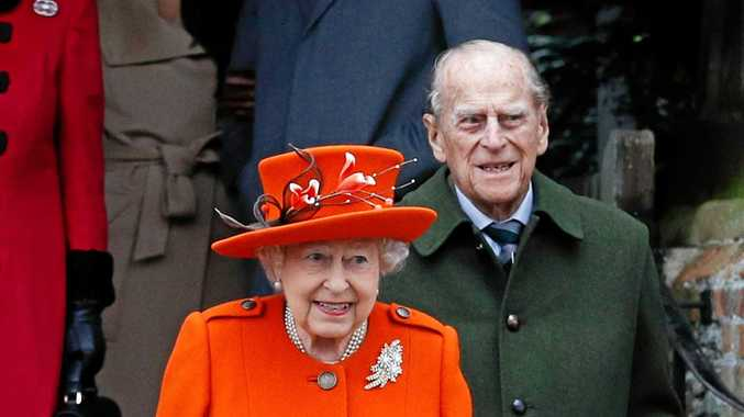 ROYAL RULERS: The monarchy is of course hereditary and comes from a long line of robber barons, says David Harris.