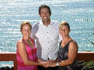 Tweed women tie the knot in sunrise ceremony