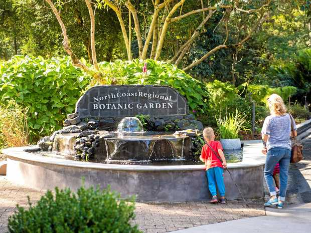 Have you discovered the delights of the North Coast Regional Botanic Garden?