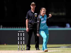 Australian cricket star to blaze a trail at Harrup Park