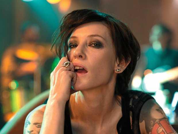 Blanchett is brilliant in Manifesto