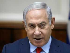 Son's boasting hits Netanyahu