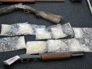 Drug dragnet delivers hope to Ice Highway towns