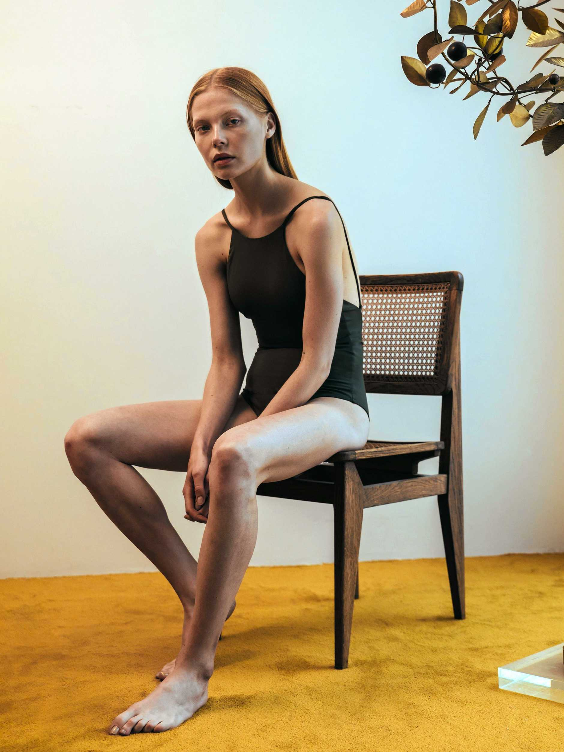Images from minimalist fashion label Her Line, founded by Michael Lim. For Gold Coast Eye Fashion