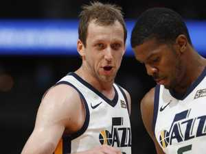 Aussie Joe Ingles puts basketball world in a spin