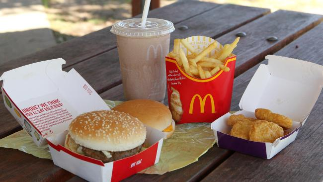 McDonald's has made changes to its menu over recent years to compete in an increasingly competitive market.