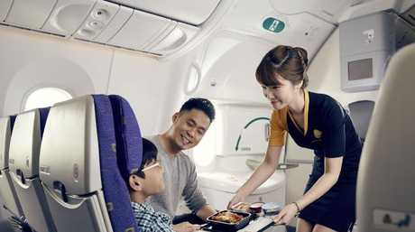 Scoot says its Dreamliners provide a more comfortable flying experience.