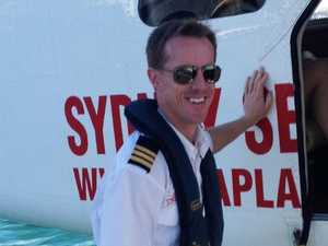 Seaplane crash pilot to be farewelled today