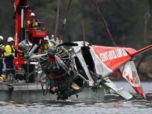 Hawkesbury seaplane crash