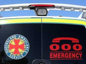 Worker injured in machinery incident
