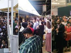 Chaos commute: Sydney's train system off the rails