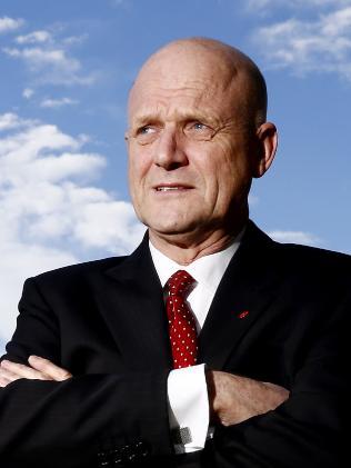 Liberal Democrats Senator David Leyonhjelm. Picture: John Appleyard