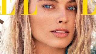 Margot Robbie is the cover star of ELLE Magazine's February 2018 issue. Picture: Alexi Lubomirski/Elle Magazine
