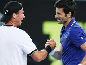 Djoker says Hewitt should comeback