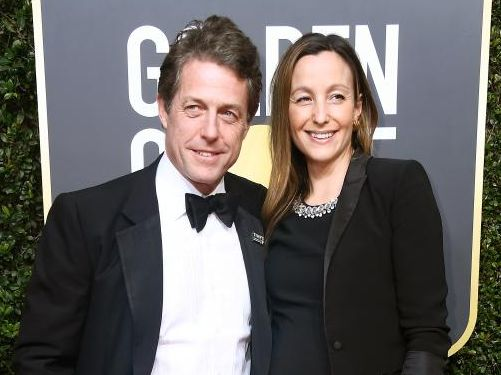 British actor Hugh Grant is set to wed Swedish TV producer Anna Eberstein.