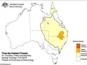 Heatwave on its way to region: Toowoomba to miss the worst