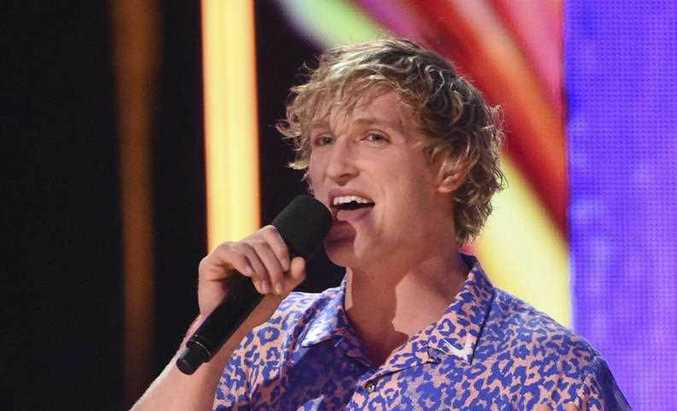n this Aug. 13, 2017, file photo, Logan Paul introduces a performance by Kyle & Lil Yachty and Rita Ora at the Teen Choice Awards at the Galen Center in Los Angeles. Paul has issued an apology for posting a YouTube video showing what appeared to be a body in a Japanese forest known as a suicide destination. Photo: AP