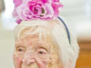 Toowoomba resident celebrates her 100th birthday