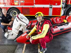 New swift water craft for QFES