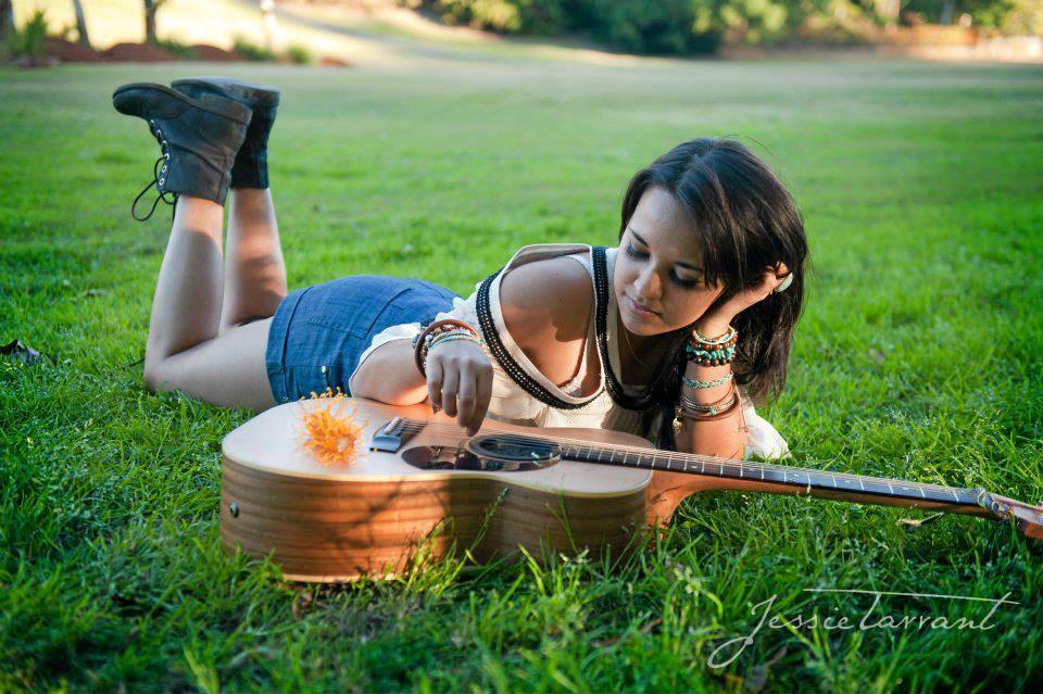 SONGBIRD: The delightful Alisha Todd will play at Alex Surf Club on Saturday.