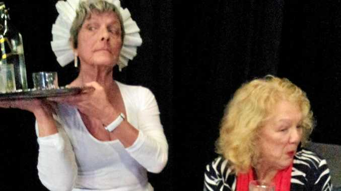 Inger Vinogradov and Lindley Moon will reprise their roles in Plaything at The Indee All Comedy Theatre.