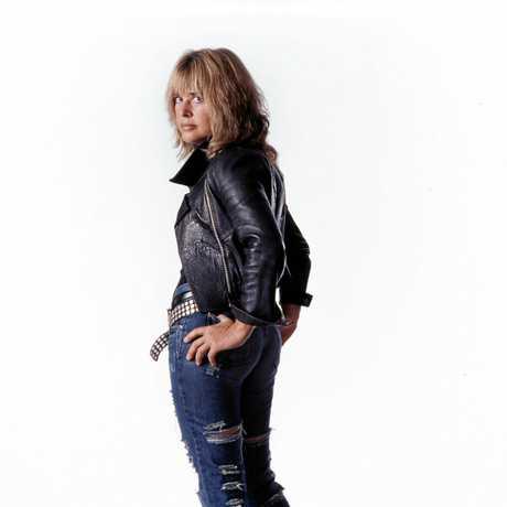 Suzi Quatro, the original rock chick.