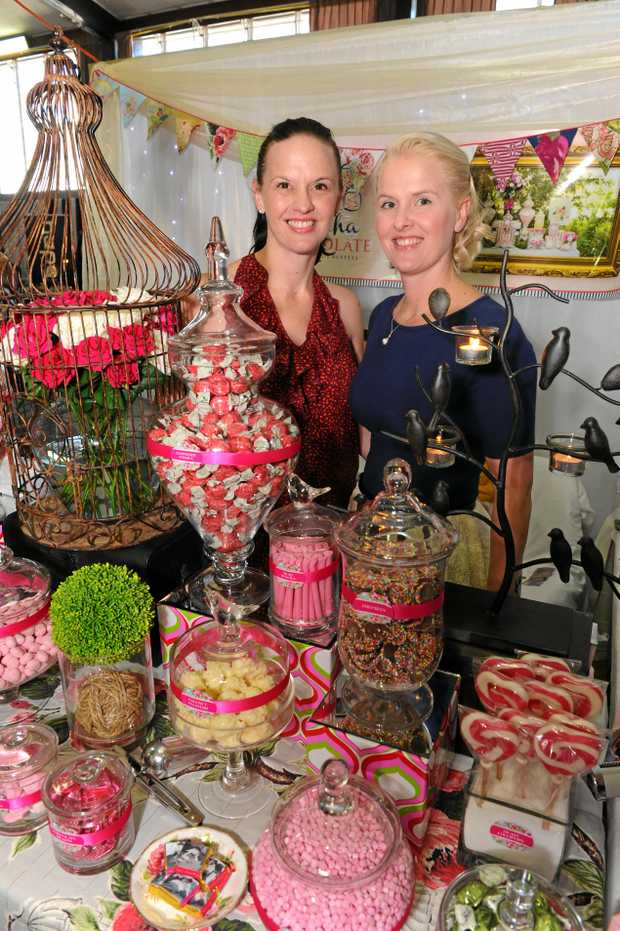 BUSINESS BOOMING: Cha Cha Chocolate's Melanice Jacobsen said they had only planned to open for nine weeks but there support from locals, tourist and other businesses made it permanent.